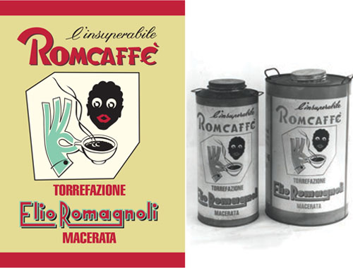 The image of ROMCAFFÈ in the 1960s