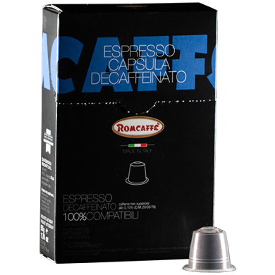 Capsula Decaffeinato Compatibile