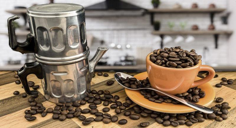 romcaffè: come fare il caffè con la cuccuma o caffettiera napoletana