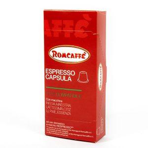 Capsula Espresso – Compatibile*